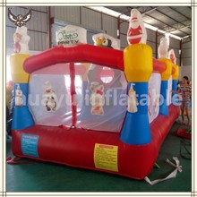 18 square meters family inflatable bouncer castle for sale