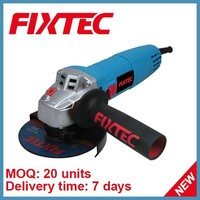 FIXTEC brand electric power tools 180mm 1800W mini air angle grinder