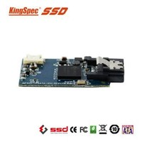 KingSpec big capacity 64GB vertical 1 channel SATA DOM SSD with power cable DISK ON MODULE