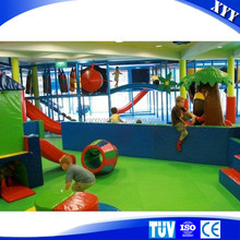 Naughty Castle Indoor Playground Center with Sand Pit