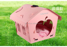 Easy To Clean Foldable Cat Houses