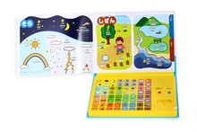 alphabet learning panel play a sound toy preschool learning toy