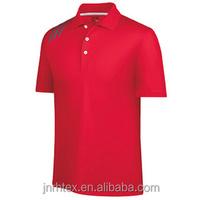Custom breathable cotton blank polo man golf shirt