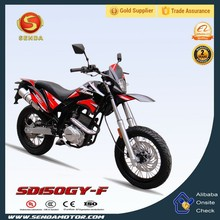New Chinese 150cc Dirt Bike Motorcycle with New Engine SD150GY-F