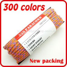 wholesale high quality cheap paracord 350 for sales