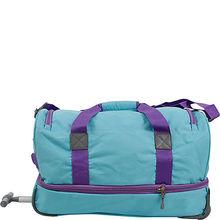 Cheap Promotional Fashion Leisure Polyester Portable Travel Bag 2015