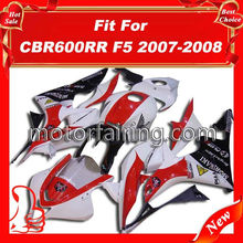 Bodywork Fairings CBR600RR F5 07 08 CBR600 F5 2007 2008 CBR600RR 07 08 2007 2008 ABS Kit
