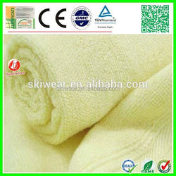 Eco-Friendly breathable Bamboo roll towel fabric factory