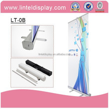 advertisement display trade show roll up banner stand