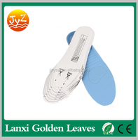 you poron insole foot care Sports Shoes insole with Pressure Reduced insole board