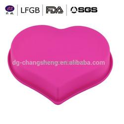 heart shape custom cupcake pans / custom chocolate mold / flat baking pan with cheap price wholesale