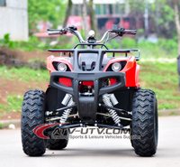 4 wheels shaft drive 1000w electric quad bike, cheap atv/go kart for sale