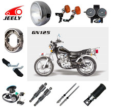 GN125 Motorcycle Factories Spare Parts China