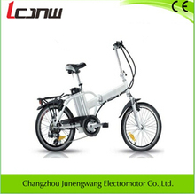 """mini very cool china folding e bike with 20"""" 36V Aluminum Alloy 250W high speed brushless gears Li-polymer battery lady chic yes"""