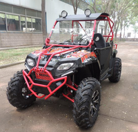 250cc four wheel motorcycles UTV for sale