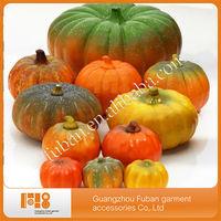 Decorative Fruits Artificial Christmas pumpkin