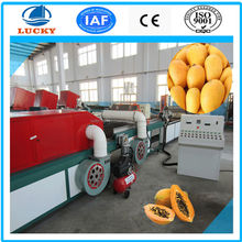 Factory popular stainless steel mango hot water treatment plant with quickly delivery