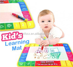 Water Drawing Painting Writing Board Mat Magic Pen Kids Children Toys Gift / Kids Activity Drawing & Learning Play Mat