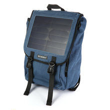 10W camping Portable solar charger bag