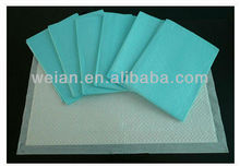 disposable adult baby underpads/factory price