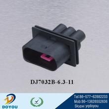 DJ70328-6.3-11 BWM male 3 poles wiring connector