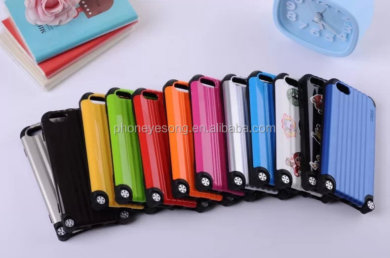 New suitcase design cover case for iPhone 5 case hot selling phone case