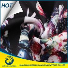 China Manufacturer Fashion Dresses Knit Dress printed handkerchief