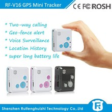 Most cost-effective mini Tracking device for personal/vehicle/pet gps tracker