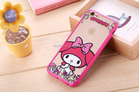 OEM DIY printing soft tpu silicone mobile phone case for iphone 6