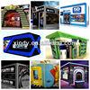 Popular Diesel Tourist Train for Amusement Park 5D Cinema, 7D Cinema 9d cinema