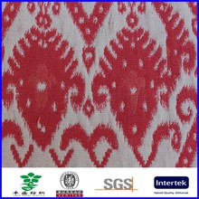polyester thick jacquard chenille upholstery fabric