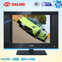 Guangzhou no brand 19 inch lcd tv/ mini pocket tv with big speaker
