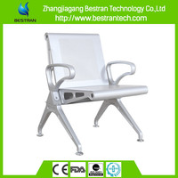 BT-ZC005A Waiting area used hospital chairs stainless steel medical chair