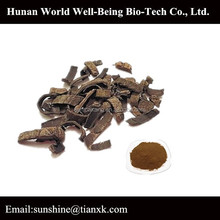 Eucommia Ulmoides Powder Extract Chlorogenic Acid / Hardy Rubber Tree Extract /Duzhong Extract Powder for relieve lower backach