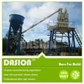 Listo- mixta de hormigón planta de hormigón hzs25 mini planta de hormigón para la construcción de la máquina a la venta