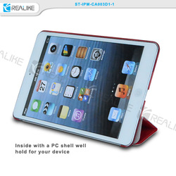 tablet smart cover for apple ipad mini 3,tablet cover case for apple ipad mini 3