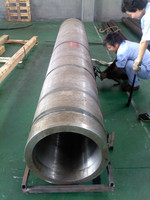 ISO professional service hydraulic cylinders honing machine