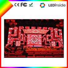 SHENZHEN SUNRISE new innovation technology product 2012 p10 full color led stage background