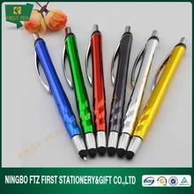 UV Chrome High Quality Plastic Pens