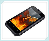 """IP68 Waterproof Phone 4.5"""" Android 5.0 mobile MTK6582 Quad Core 8GB ROM 13MP WCDMA NO.1 M2 Rugged Phone"""