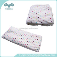 Promotional coral fleece blanket for baby thermal warm blanket