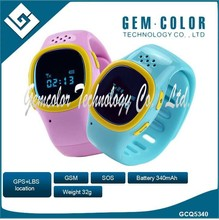 Kids GPS Tracking smart Watch For Kids Security, with pedometer