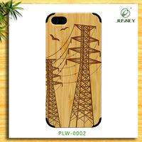 new walnut custom wood phone case with wholesale price