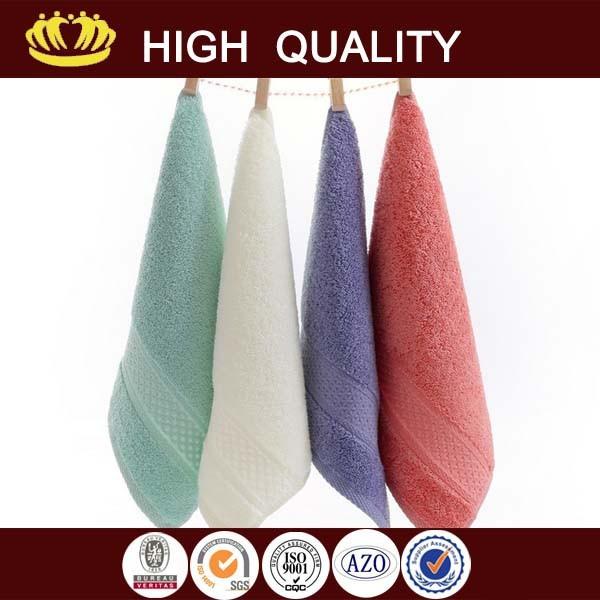 Cotton Plain Small Terry Cheap Towels Wholesale