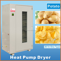 Home use tray dryer for vegetables / potato dehydrator