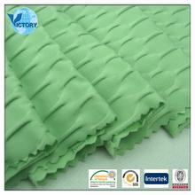 100D+40D Jacquard Elastic Jersey Fabric For Garment, Sportswear