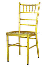 XL-H0601 golden wedding chiavari chair for event
