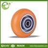 Aluminum iron Core Pu Solid Wheels