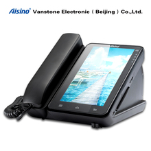 Android pos large screen pos smart countertop pos terminal GPRS V32