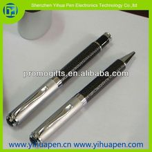 2013 Best leather ball pen & leather roller pen =>leather pen set
